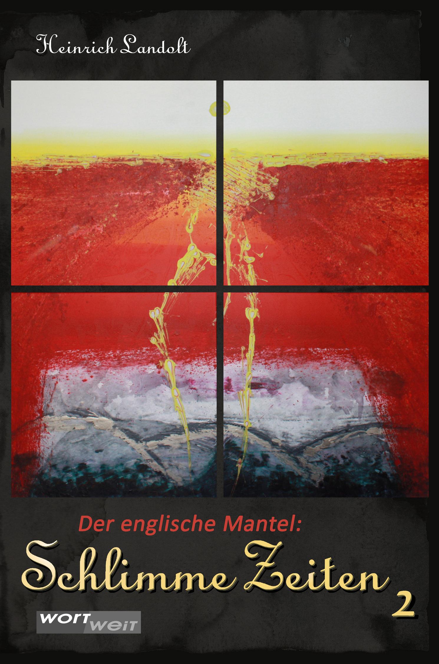 Buchcover Schlimme Zeiten 2